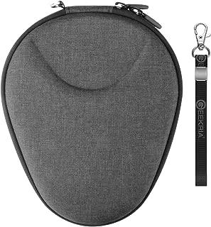 Geekria ハードケース Sony WI-1000X H700 C400 MDR-EX750BT XB70BT JVC HA-FX37BT Sennheiser MOMENTUM In-Ear Wireless 等ネックバンド型のヘッドセット用 保護バッグ