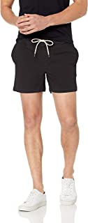 "Amazon Brand - Goodthreads Men's Slim-Fit 5"" Inseam Pull-on Comfort Stretch Canvas Short"