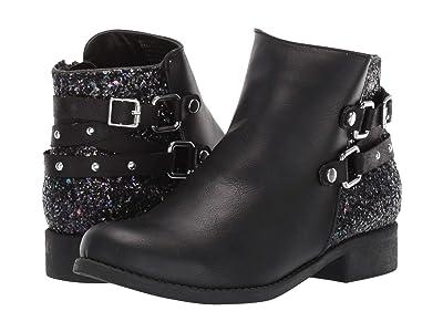 Mia Kids Stormi (Little Kid/Big Kid) (Black) Girls Shoes
