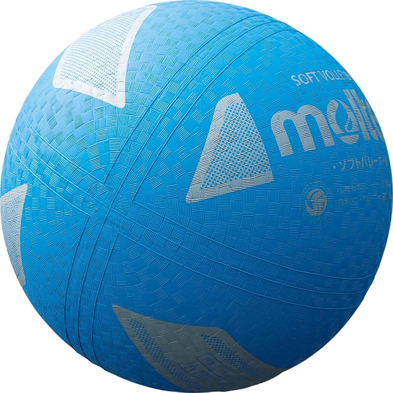マラウイやりすぎハチモルテンボール バレー ソフトバレーボール 検定球 シアン (国内正規品)