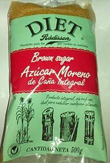 Azúcar de Caña Integral sin refinar 500 gr.