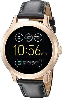 Best gen 1 smartwatch - q founder black leather Reviews