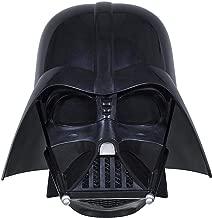 Star Wars The Black Series Darth Vader Premium Electronic Helmet (Amazon Exclusive)
