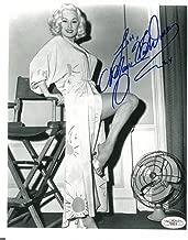 Mamie Van Doren Signed Authentic Autographed 8x10 Photo (JSA)