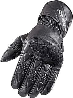 Joe Rocket Men's Pro Street Black Gloves 1520-1003