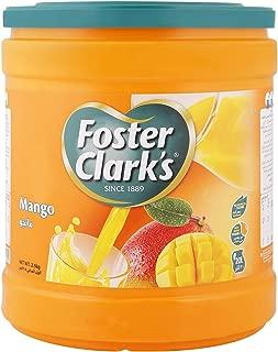 Foster Clarks Mango Instant Drink Powder, 2.5 kg