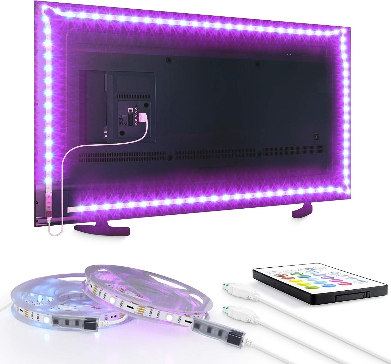 supreme TV LED Backlight SHINELINE 20ft USB Key Light Strip 24 Max 74% OFF with