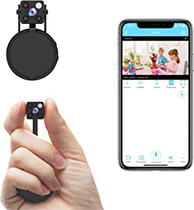 Relohas Hidden Camera with Audio Live Feed