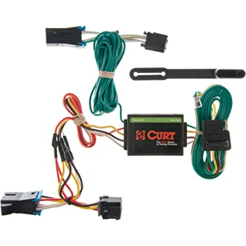 [SCHEMATICS_4FR]  Amazon.com: CURT 55335 Vehicle-Side Custom 4-Pin Trailer Wiring Harness for  Select Chevrolet Express, GMC Savana: Automotive | Curt Trailer Wiring Chevrolet Express Van |  | Amazon.com