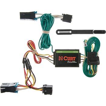 [DIAGRAM_5UK]  Amazon.com: CURT 55335 Vehicle-Side Custom 4-Pin Trailer Wiring Harness for  Select Chevrolet Express, GMC Savana: Automotive | Chevrolet Express Trailer Wiring |  | Amazon.com
