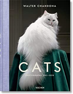 Walter Chandoha. Cats. Photographs 1942–2018