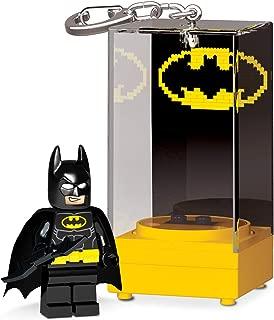 LEGO Batman Movie LED Lighted Minifigure Display Case with Batman Minifigure