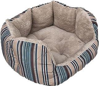 Cama del Animal doméstico Pequeño Perro Bomei Kennel Bed Pet Supplies Pet Nest Doghouse Cat Litter Espacio Acogedor y Libr...