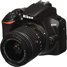 Nikon D3500 with AF-P DX Nikkor 18-55mm f/3.5-5.6G VR Lens Digital SLR Camera