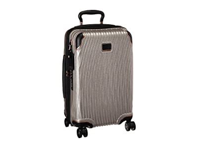 Tumi Latitude International Carry-On (Blush) Carry on Luggage