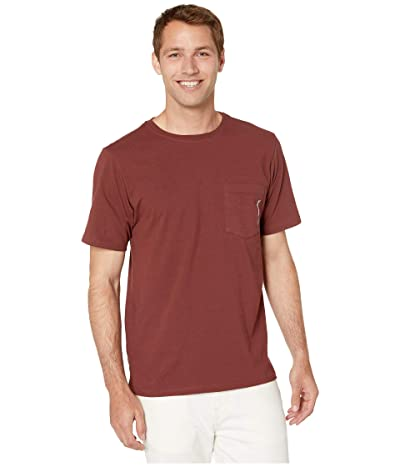Timberland PRO Base Plate Blended Short Sleeve T-Shirt (Maroon) Men