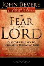 fear of the lord john bevere books