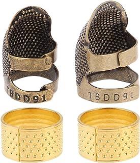 200 Stück Kunststoff Fingerhut Fingerschutz Schnittschutz Finger