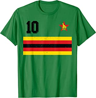 retro african football shirts