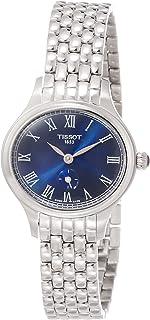 تيسوت ساعة رسمية نساء انالوج بعقارب معدن - T103.110.11.043.00