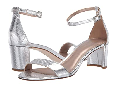 Pelle Moda Monroe (Silver Foil Snakeskin) Women