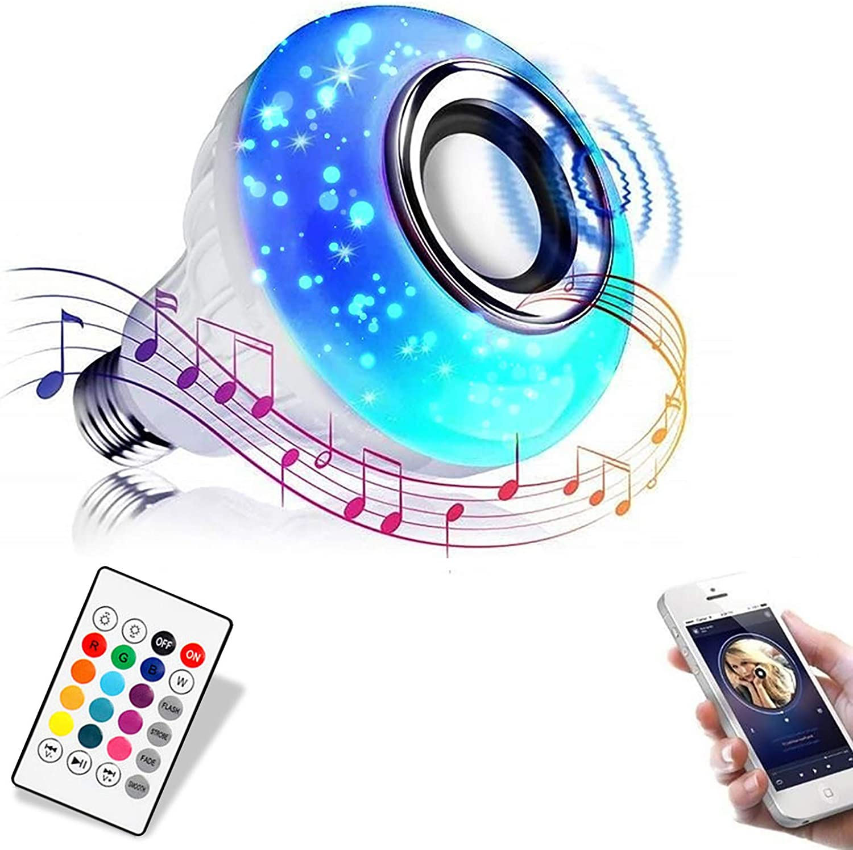 Jetencn Bluetooth Smart Light Bulb