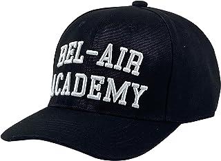 giftwell Bel-Air Academy Embroidered Adjustable Hip Hop Rap Snapback Dad Hat Sport Outdoors Baseball Cap Black White