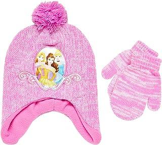 مجموعه کودکان و نوجوانان کودک دیزنی ، شاهزاده خانم کلاه و میتن ، مجموعه هوا سرد ، صورتی ، سن 2-4 سالگی