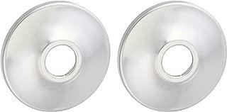 LDR Industries 508 8101 Flange, Silver