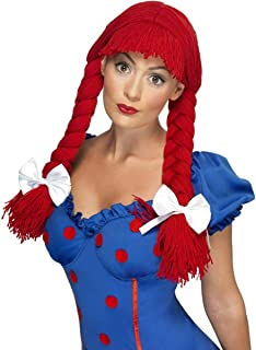 Women's Rag Doll Wig