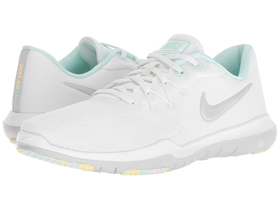 Nike Flex Supreme TR 6 (Summit White/Wolf Grey/White) Women