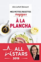Mes petites recettes magiques à la plancha (Mes petites recettes magiques - Poche) (French Edition)