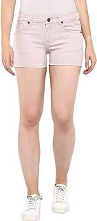 AMERICAN CREW Women's Stretch Denim Shorts