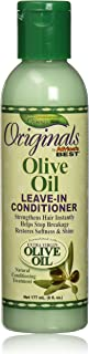 Africa's Best Organics Olive Oil Leave-in Conditioner, 6 Ounce