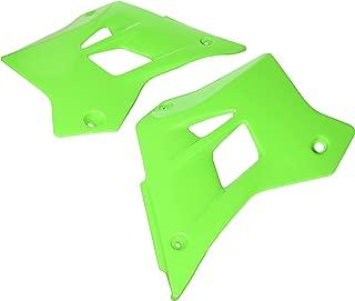 UFO KA02787-026 Green Replacement Plastic (for Kawasaki Shroud RAD KDX