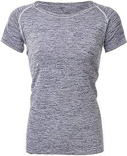 Women Clothing for Sport Jerseys Fitness Short Sleeve T Shirt Gym Running Exercises Quick Dry Female Yoga Tops