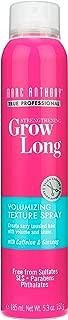 Marc Anthony Grow Long Volumizing Texture Spray, 5.3 Ounces