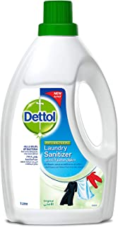 Dettol Laundry Sanitizer Original 1L, Pack of 1