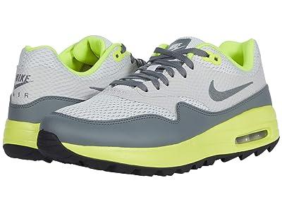 Nike Golf Air Max 1G (Grey Fog/Smoke Grey/Photon Dust) Men
