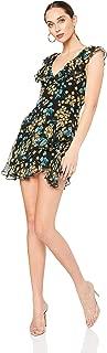 Talulah Women's Florence Ruffle Mini Dress