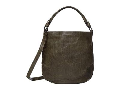Frye Melissa Hobo (Pine) Hobo Handbags