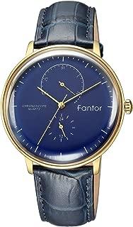 Men Watch Elegant Dress Leather Watches Mens Luxury Casual Quartz Chronograph Waterproof Wristwatch Mens Business Classic Watches