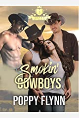 Smokin' Cowboys: A Contemporary Western Romance (Loved By Three Book 1) Kindle Edition