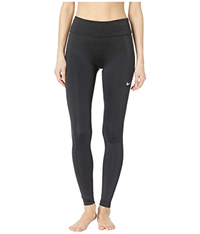 Nike Fast Tights (Black/Reflective Silver) Women
