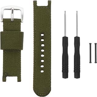 NICERIO Compatible pour Bracelet de Montre Amazfit T-Rex 22Mm - Bracelet de Montre de Remplacement en Nylon Bracelet de Sp...