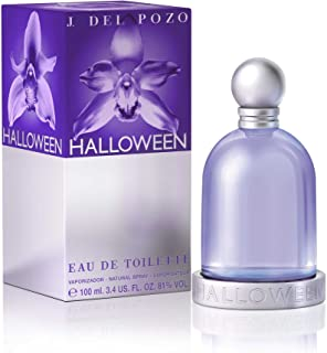 Jesus Del Pozo Eau de Toilette Spray for Women, Halloween, 3.4 Fluid Ounce