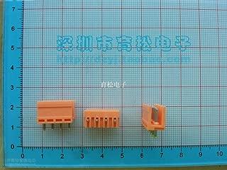 Davitu Hot sale Straight pin socket HT3.96 4P plug-type terminal blocks connectors spacing 3.96MM