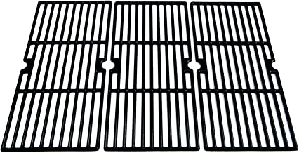 Direct store Parts DC115 Porcelain Cast Iron Cooking grid Replacement Charbroil, Kenmore, Centro,Broil King,Costco Kirkland,K Mart,Master Chef Gas Grill