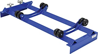drum cradle for pallet rack