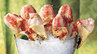 Red King Crab Lollipops (4 lbs: 8-16 Red King Crab Claws)